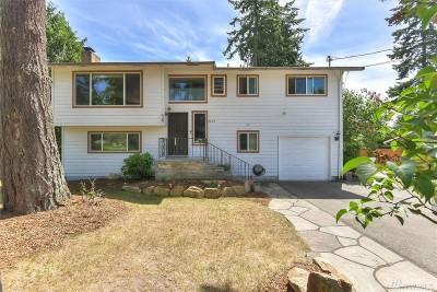 Edmonds Single Family Home For Sale: 8028 218th St SW
