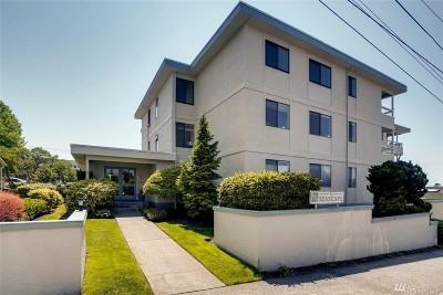 Edmonds Condo/Townhouse For Sale: 626 Main St #1