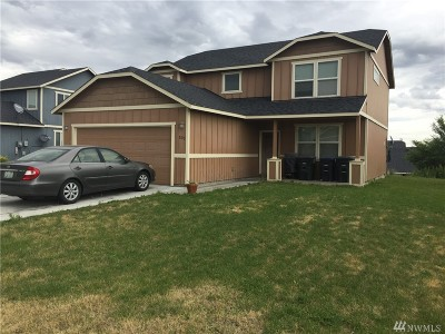 Moses Lake Single Family Home For Sale: 505 N Florida St