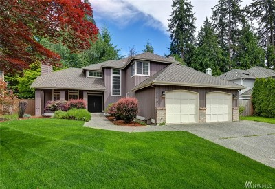 Mukilteo Single Family Home For Sale: 13131 47th Place W