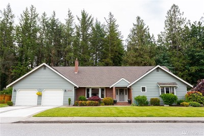 Lynden Single Family Home For Sale: 1717 Village Dr