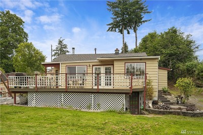 Snohomish Single Family Home For Sale: 5027 91st Ave SE
