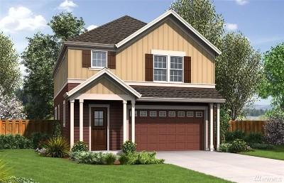 Kingston Single Family Home Pending: 26431 NE Fireball Wy #Lot 6