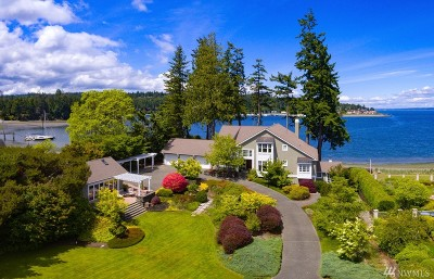 Port Ludlow Single Family Home For Sale: 86 Bayside Ct