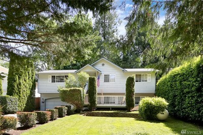 Sedro Woolley Single Family Home Pending Inspection: 526 Hilltop Dr