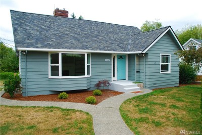 Bremerton Single Family Home For Sale: 1907 N Lafayette Ave
