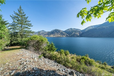 Chelan, Chelan Falls, Entiat, Manson, Brewster, Bridgeport, Orondo Residential Lots & Land For Sale: S. Lakeshore Rd.