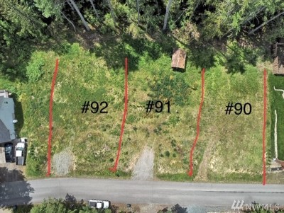 Yelm Residential Lots & Land For Sale: 18813 Rampart Dr SE