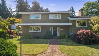 Edmonds Single Family Home For Sale: 1506 10th Place N
