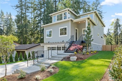 Woodinville Single Family Home For Sale: 18923 168th Ave NE