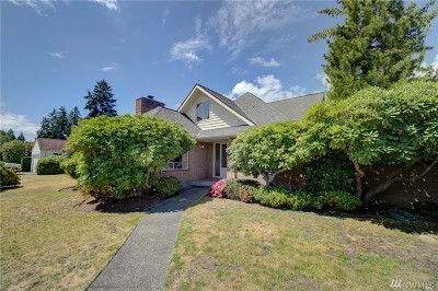 Seattle Single Family Home For Sale: 7355 50th Ave NE