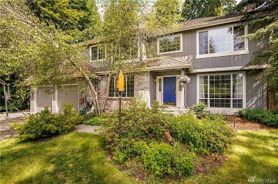 Renton Single Family Home For Sale: 12604 160th Ave SE