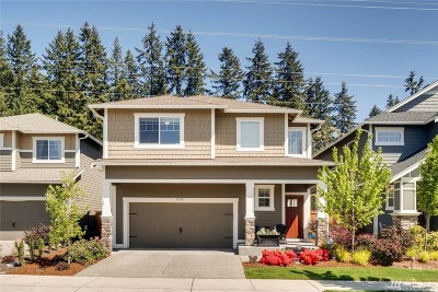 Bothell WA Single Family Home For Sale: $810,000