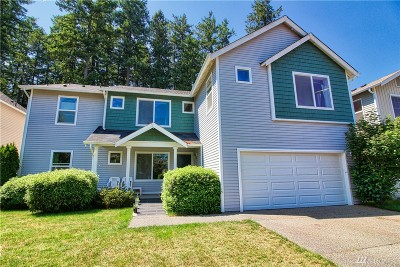 Tumwater Single Family Home For Sale: 6915 Munn Lake Dr SE