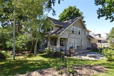Bellingham Single Family Home Sold: 3833 Kansas St