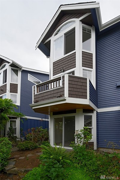 Seattle Single Family Home For Sale: 5009 S Hudson St