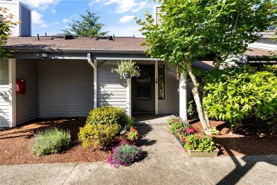 Gig Harbor Condo/Townhouse For Sale: 6363 Harbor Sunset Place NW #14
