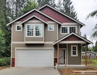 Granite Falls Single Family Home For Sale: 17927 Crooked Mile Rd