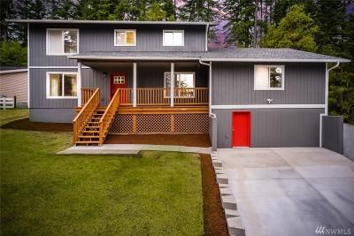 Belfair Single Family Home For Sale: 620 NE Larson Blvd