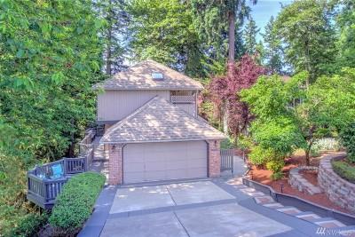 Redmond Single Family Home For Sale: 16103 NE 95th Court