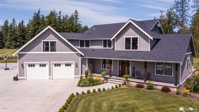 Lynden Single Family Home For Sale: 566 Meeker Lane