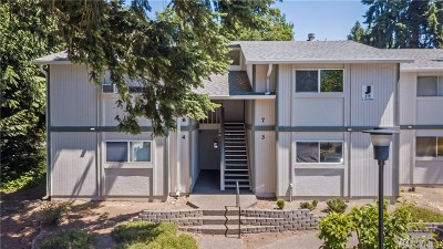 Federal Way Condo/Townhouse For Sale: 416 S 321st Place #J7