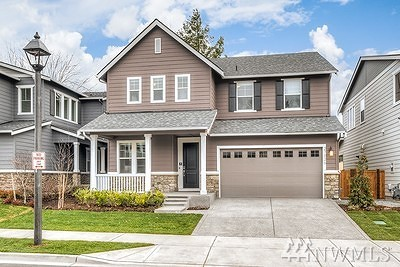 Maple Valley Single Family Home For Sale: 27026 237th Place SE #12