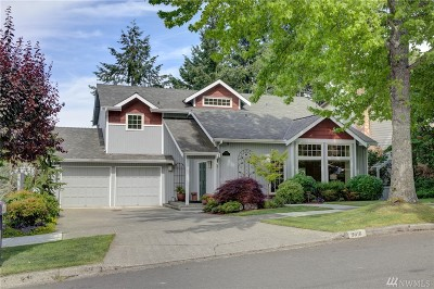 Seattle Single Family Home For Sale: 9816 41st Ave NE