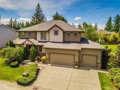 Monroe Single Family Home For Sale: 15016 229th Dr SE