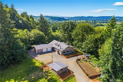 Lewis County Single Family Home For Sale: 183 Anderson Hill Road