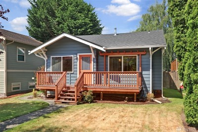Seattle Single Family Home For Sale: 6023 44th Ave SW