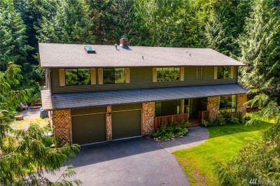 Issaquah Single Family Home For Sale: 25029 SE 146 St