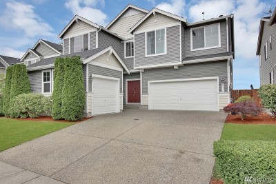 Lake Tapps WA Single Family Home Contingent: $529,950