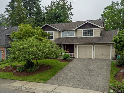 Sammamish Single Family Home For Sale: 23953 SE 41st Place
