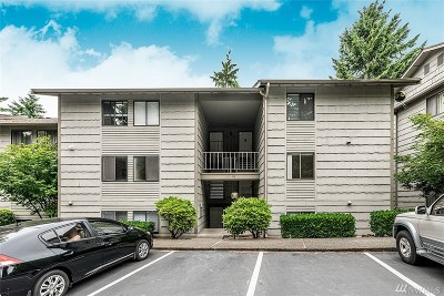 Bellevue Condo/Townhouse For Sale: 12119 NE Bel-Red Road #B204
