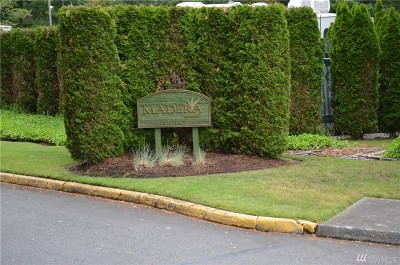 Federal Way Condo/Townhouse For Sale: 31500 33rd Place SW #A203