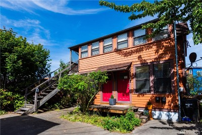 Seattle Multi Family Home For Sale: 110 18th Ave