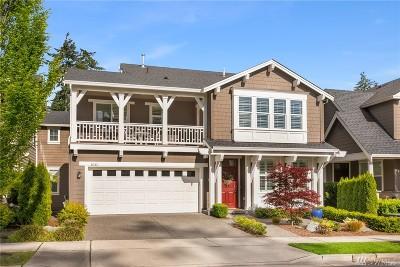 Redmond Single Family Home For Sale: 11742 169th Place NE