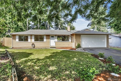 Federal Way Single Family Home For Sale: 30617 8th Place S