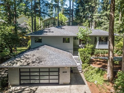 Sammamish Single Family Home For Sale: 2003 W Beaver Lake Dr SE