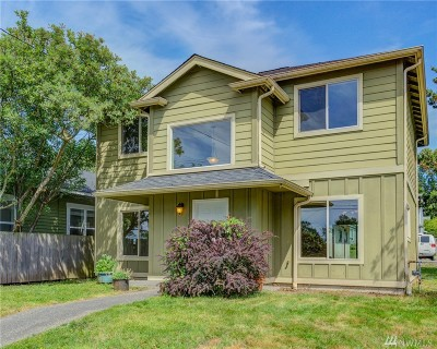 Single Family Home For Sale: 2134 Woburn St