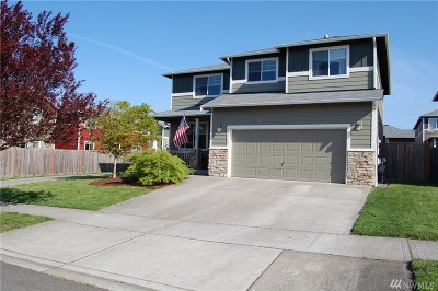 Yelm Single Family Home Pending Inspection: 15316 92nd Ave SE