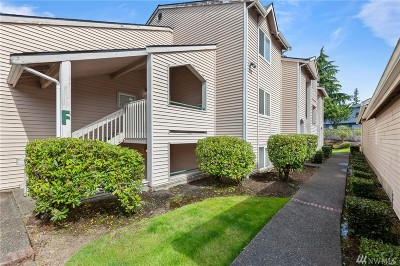 Federal Way Condo/Townhouse For Sale: 1825 S 330th Rd #F303