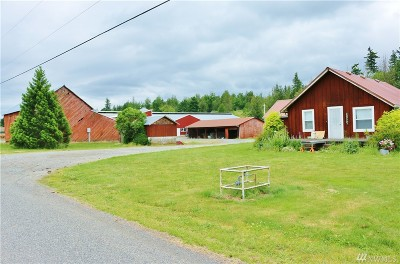 Everson , Nooksack, Sumas Farm For Sale: 7818 Leibrant Rd