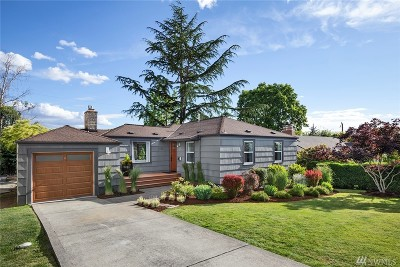 Seattle Single Family Home For Sale: 5723 NE 57th St