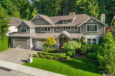 Newcastle Single Family Home For Sale: 15407 SE 83rd Lane