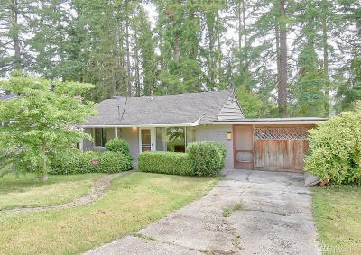 Mountlake Terrace Single Family Home For Sale: 23007 53rd Ave W