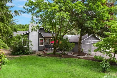 Lake Forest Park Single Family Home For Sale: 24027 29th Ave W