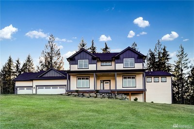 Arlington Single Family Home For Sale: 18520 114th Dr NE