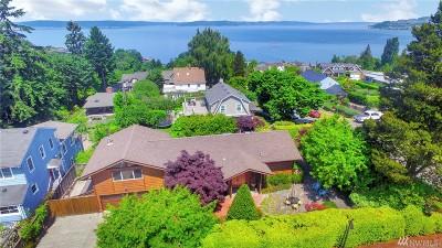 Tacoma Single Family Home For Sale: 3202 N Alder St